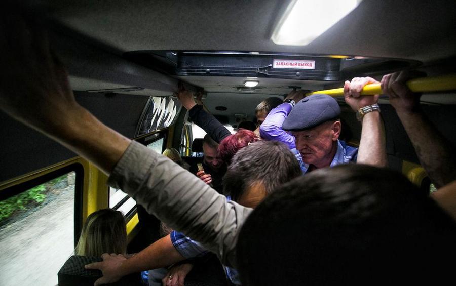 Штраф за перегруз людей в машине